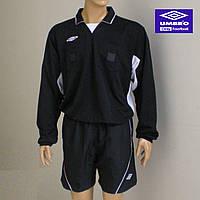 Спортивная футболка для арбитра (длинный рукав) Umbro Referee Jersey LS, фото 1