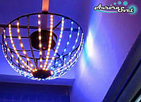 Светодиодная сфера/полусфера AS-2,  720мм, 12 лучей, 32пикс/луч