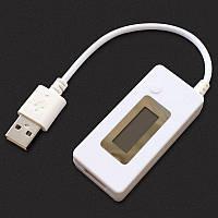 USB тестер KCX-017, вольтметр, амперметр, Charger Doctor