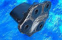 Кронштейн задней дополнительной рессоры ЗИЛ-130 / чугунный/, фото 1