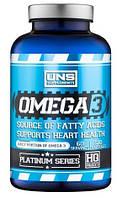 Жирные кислоты Omega -3 UNS (120 капс)