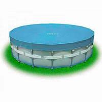 Тент для круглых каркасных бассейнов INTEX 28041