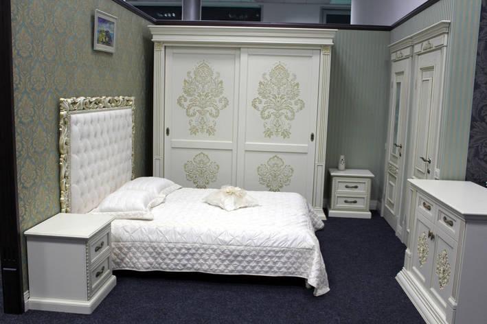 Шкаф для спальни из натурального дерева, фото 2