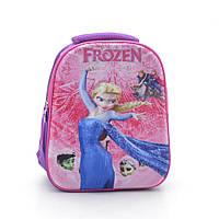 Портфель рюкзак Frozen фиолетовый