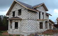 Строительство дома из газоблоков пеноблоков