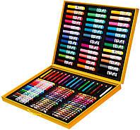 Большой набор для рисования в чемоданчике (100 предметов), Crayola