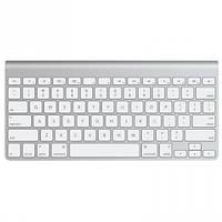 Б/У Клавиатура Apple Wireless Keyboard A1314, White, Bluetooth