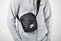 Месенджер, борсетка Nike белый лого