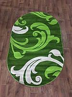 Ковер Melisa 0313 GREEN oval