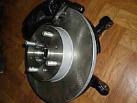 Тормозной механизм переднего правого колеса в сборе (без ABS) Geely CK