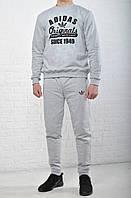 Спортивный костюм Adidas Originals 1949 серый  S