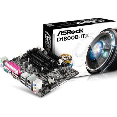 Мат. плата Asrock D1800B-ITX Mini ITX - интернет-магазин электроники mobshop.com.ua в Харькове