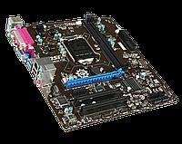 Мат. плата MSI H81M-P32L Socket 1150