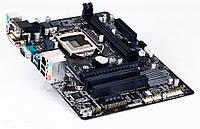 Мат. плата Gigabyte GA-H81M-S2PV Socket 1150