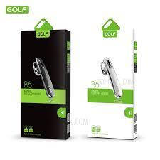 Bluetooth-гарнитура Golf GF-B6, фото 2