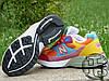 Женские кроссовки реплика New Balance 993 USA Multicolor WR993WM. Любимые кроссовки Джобса, фото 4