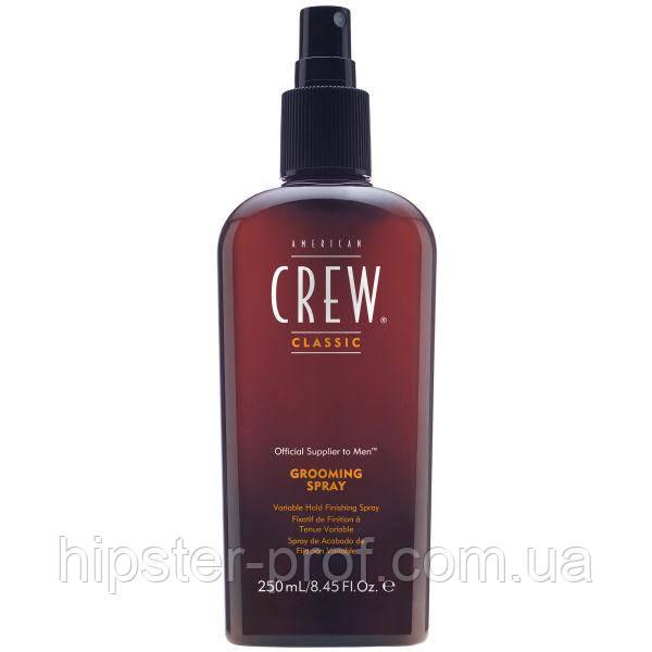 Спрей-гель сильной фиксации American Crew Grooming Spray