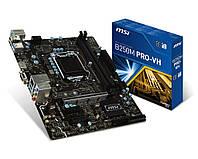 Мат. плата MSI B250M PRO-VH Socket 1151