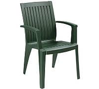 Кресло Ализе зеленое