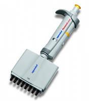 Многоканальные микродозаторы Eppendorf Research® plus, Объем 10 - 100 мкл, Тип 12-канальный