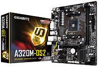 Мат. плата Gigabyte GA-A320M-DS2 Socket AM4