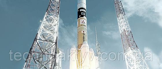 КОСМОС Космические системы, такие как ракета H-IIA и продукты, связанные с международной программой космических станций.