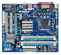 Мат. плата Gigabyte GA-G41M-COMBO Socket775