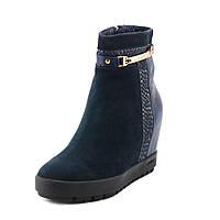 Ботинки зимние женские Ilona IL21-21 синие