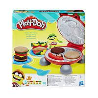 Конструктор  Play-Doh Бургер гриль Hasbro B5521EU4