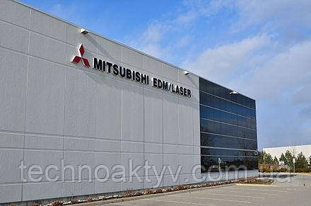 Mitsubishi EDM / лазерный офис в Северной Америке.