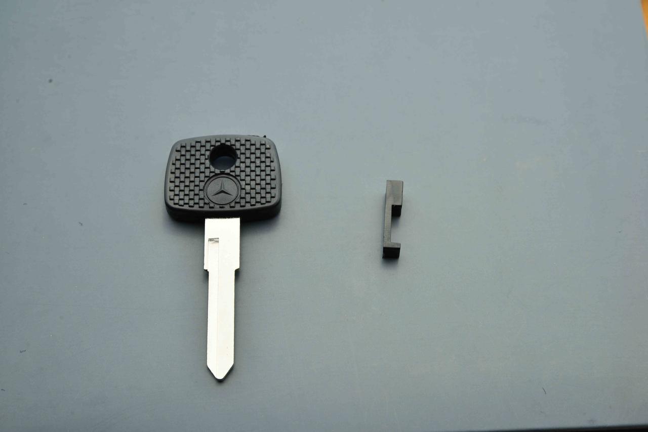 Корпус авто ключа под чип для Mercedes (Мерседес) Sprinter, Vito, лезв