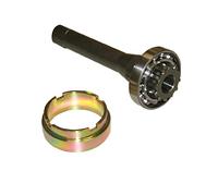Вал отбора мощности КПП ZF ECOSPLIT 214 mm