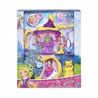 Игровой набор Принцессы Disney Башня-парикмахерская Рапунцель Hasbro  B5837EU4