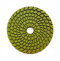 Полировальные гибкие круги Baumesser Standart Diaflex комплект (8 шт.) (267300)
