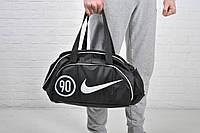 Сумка Nike 90 черная белый лого