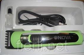 Беспроводная машинка для стрижки волос Nova 8607