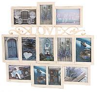 """Рамка для фото """"Love"""""""