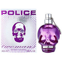 POLICE TO BE WOMAN EDP SPRAY 40 мл
