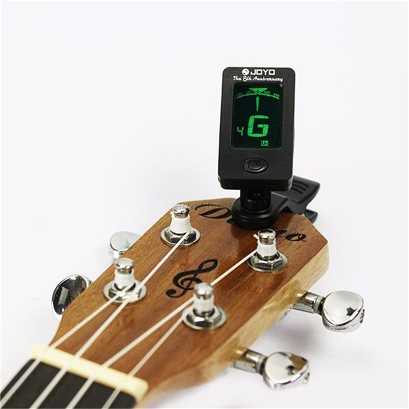 Тюнер для настройки гітари JOYO JT-01