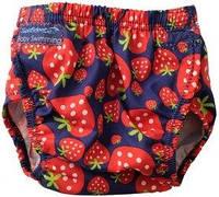 Трусики для плавания Konfidence Aquanappies Strawberry