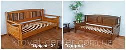 "Диван деревянный ""Орфей"" , фото 2"