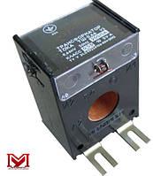 Трансформатор тока ТШ-0,66 200/5 кл.т. 0,5 (без шины)
