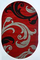 Ковер Melisa 0313 RED oval