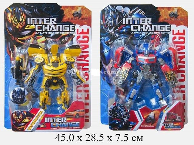 Робот-трансформер 4092, 22 см