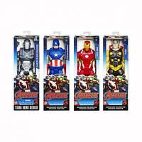 Фигурка Marvel Titan Hero: Первый Мститель (в ассорт.) Hasbro B6660EU6