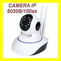 Камера видеонаблюдения CAMERA IP 6030B/100ss