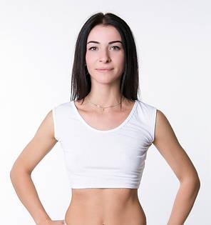 Женский спортивный топ из хлопка, фото 2
