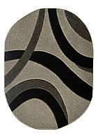 Ковер Melisa 0355 GREY oval