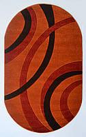 Ковер Melisa 0355 ORANGE oval