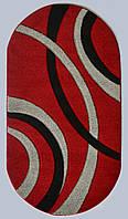 Ковер Melisa 0355 RED oval